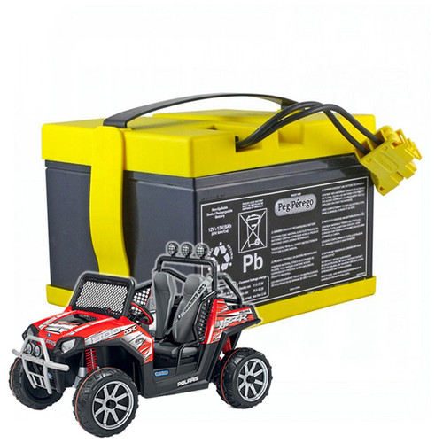 Replacement 24v Battery for Peg Perego Polaris RZR Buggy - IAKB0039