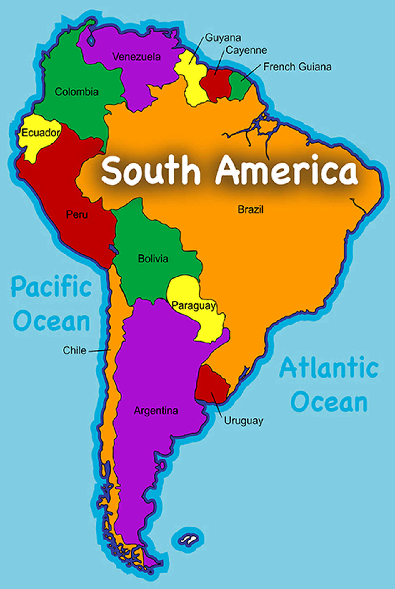 Map of South America, The Americas Map Americas on america globe, america google earth, america activities, america text, incorporated territory, america hemisphere, america weather, america national anthem, u.s. county, america logo, america atlas, indian reservation, america acronym, america area, america vector, america city, america continent, america shopping, america attractions, america people, america art, america outline, united states territory, contiguous united states, america water bottle,