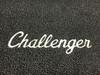 1970-74 Dodge Challenger Embroidered Floor Mats Mopar Licensed