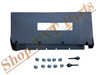1954-1955 Chevrolet Truck Glove Box Liner With Screws & Bumpers