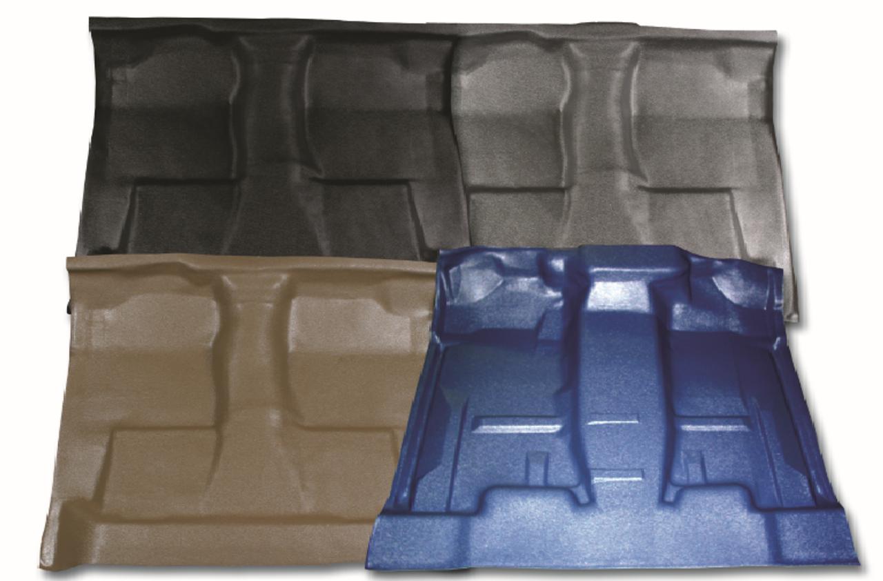 1994-2001 Dodge Ram 1500 Hood Insulation Pad Truck Insulator /& Rectangular Clips