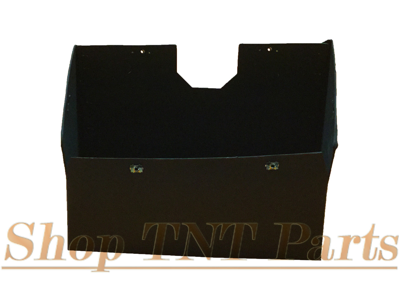 1968 Nova / Chevy II Glove Box Liner With Screws & Bumpers
