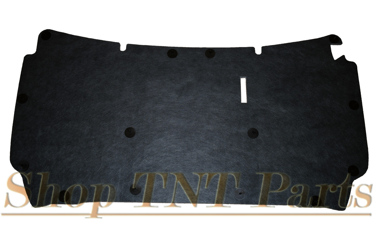 1997-2003 F150 Under Hood Insulation Pad & Mounting Clips