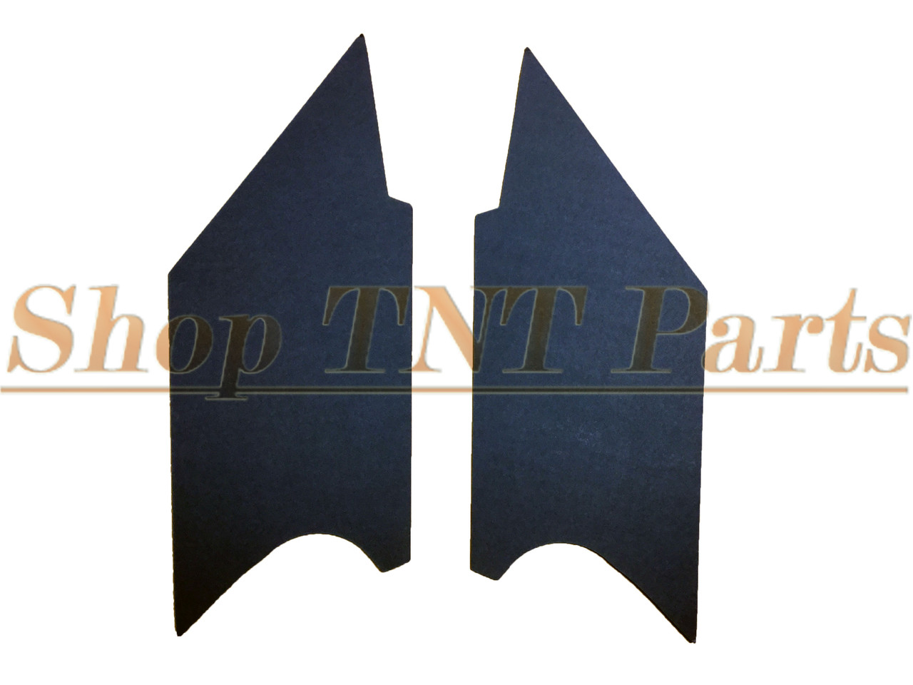 1971-1974  DODGE CHARGER HOOD INSULATION PAD