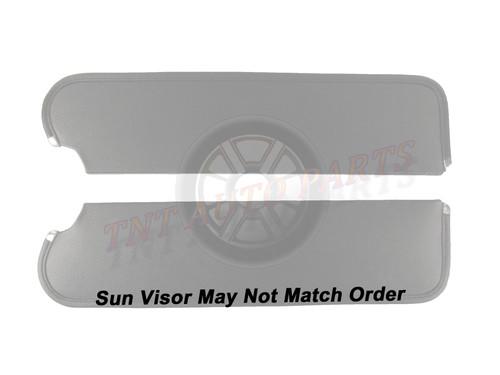 1963 - 1966 Valiant Convertible Sun Visors Bison