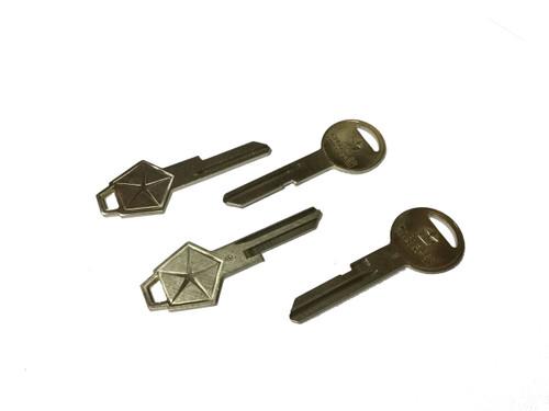 Key Set 60's 70's Mopar
