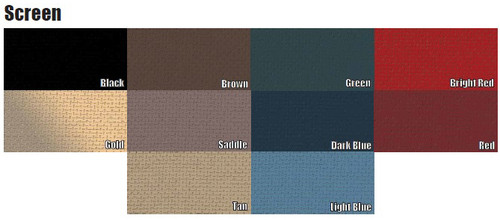 Factory Color Options