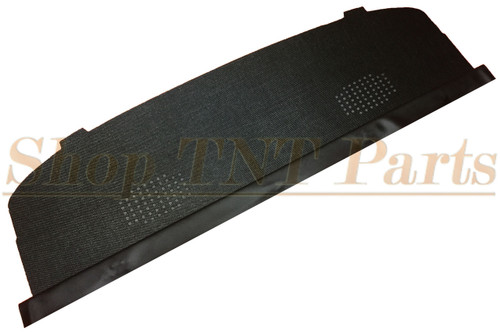 1966-67 Chevy II / Nova Hardtop Package Tray Choose Color + Jute