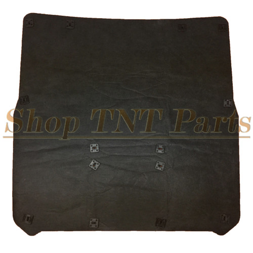1968-70 American Motors Javelin & AMX Hood Insulation Pad & Clips