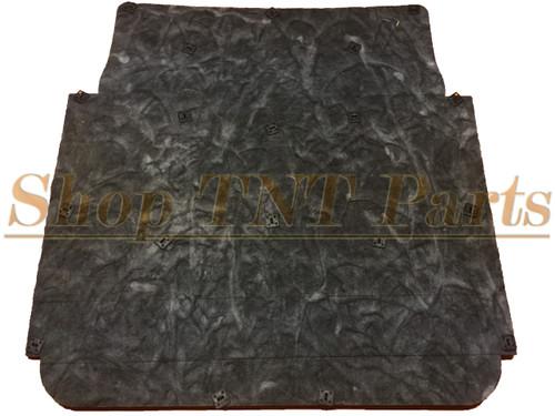 1969-73 American Motors Ambassador Hood Insulation Pad & Clips