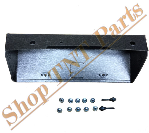1967-1972 Ford Truck With Air Glove Box Liner With Screws & Bumpers