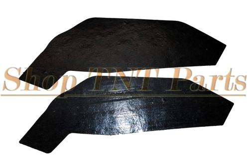 1973-1977 cutlass  hood insulation