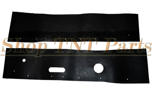 1978-1979 Dodge Truck Front Frame Seals Rubber Seal