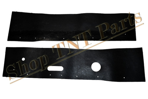 1972-1977 Dodge Truck Front Frame Seals Rubber Seal