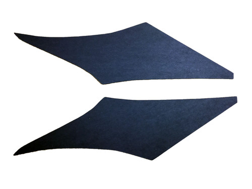 1968-1969 Chevrolet Chevelle Headliner Sail Panel Boards Plain