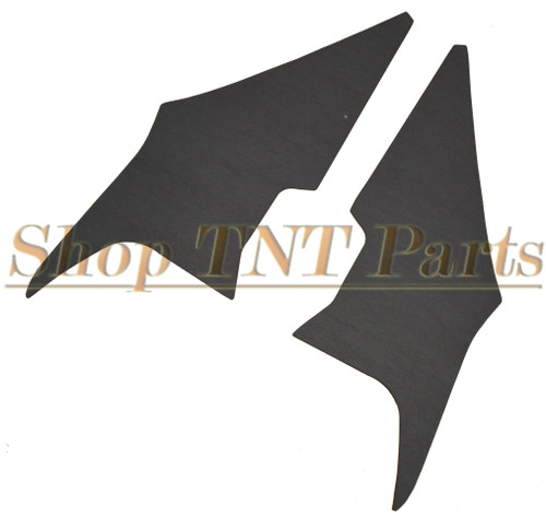 1970-1972 Chevrolet Chevelle Headliner Sail Panel Boards Plain