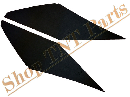 1965-1966 Chevrolet Impala  Headliner Sail Panel Boards Plain