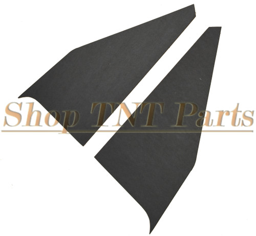 1966-1967 Chevrolet Caprice 2 Door Hardtop Headliner Sail Panel Boards Plain