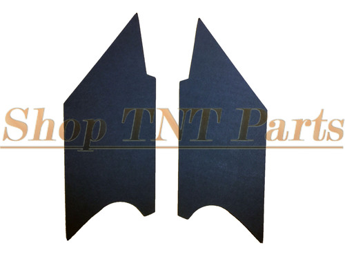 1971-1974 Dodge Charger Coronet Plymouth Roadrunner GTX Sail Panel Boards Plain