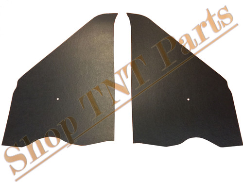 1953-1954 Chevy Bel Air 210 Series  Kick panels Panel Board Chevrolet