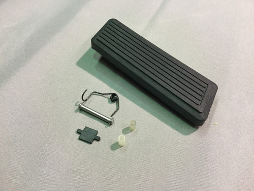 1967-1968 Dodge Dart Plymouth Barracuda Valiant  Accelerator Pedal Kit With Spring Pin