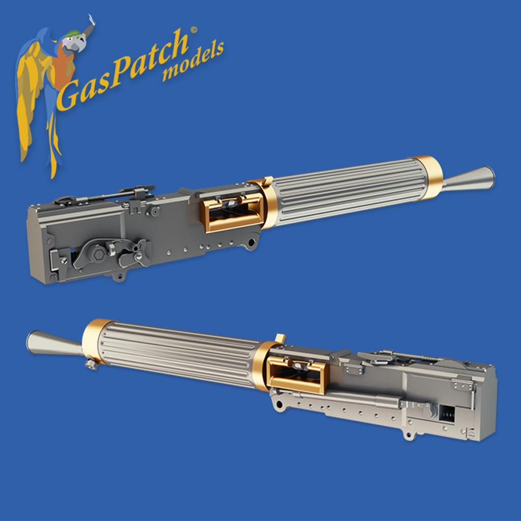 0.5 Vickers MKIII Heavy Machine Gun (4 Items opposite feed) (15-35078)