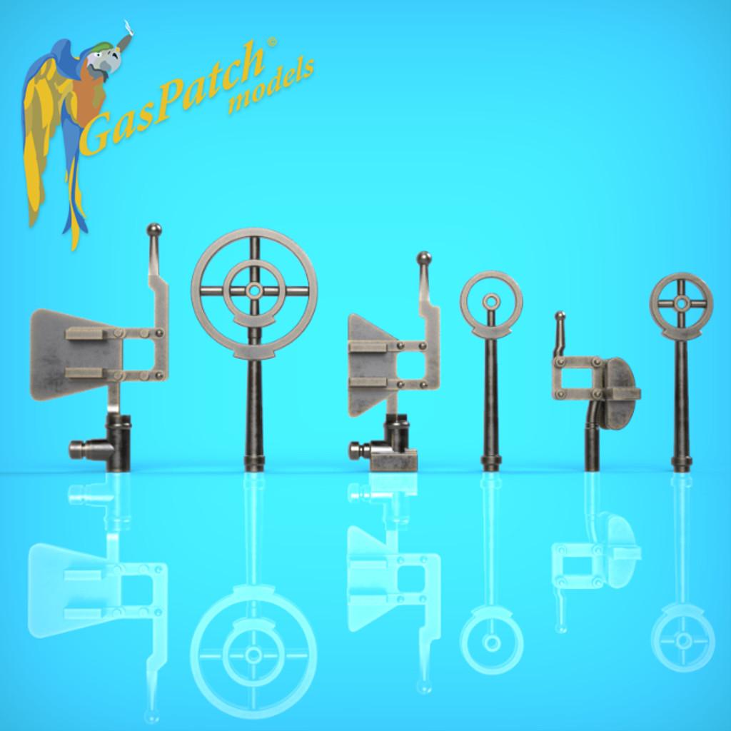 Vane Gun Sights 1/32