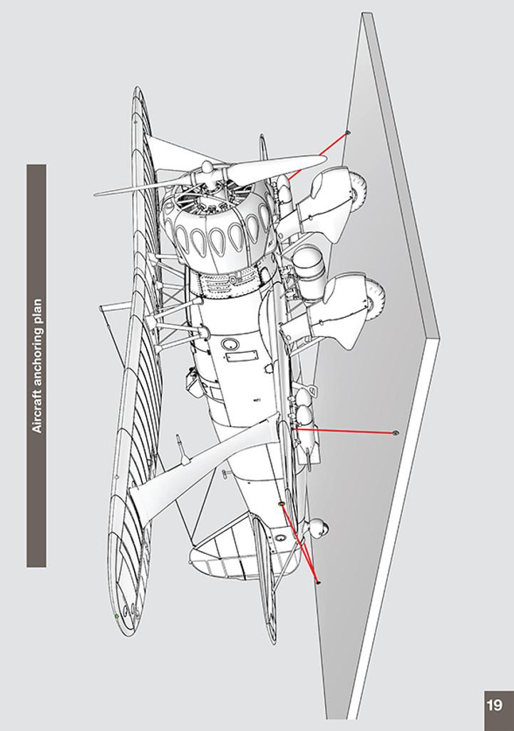 Henschel Hs 123 A1 Early (16-48097)