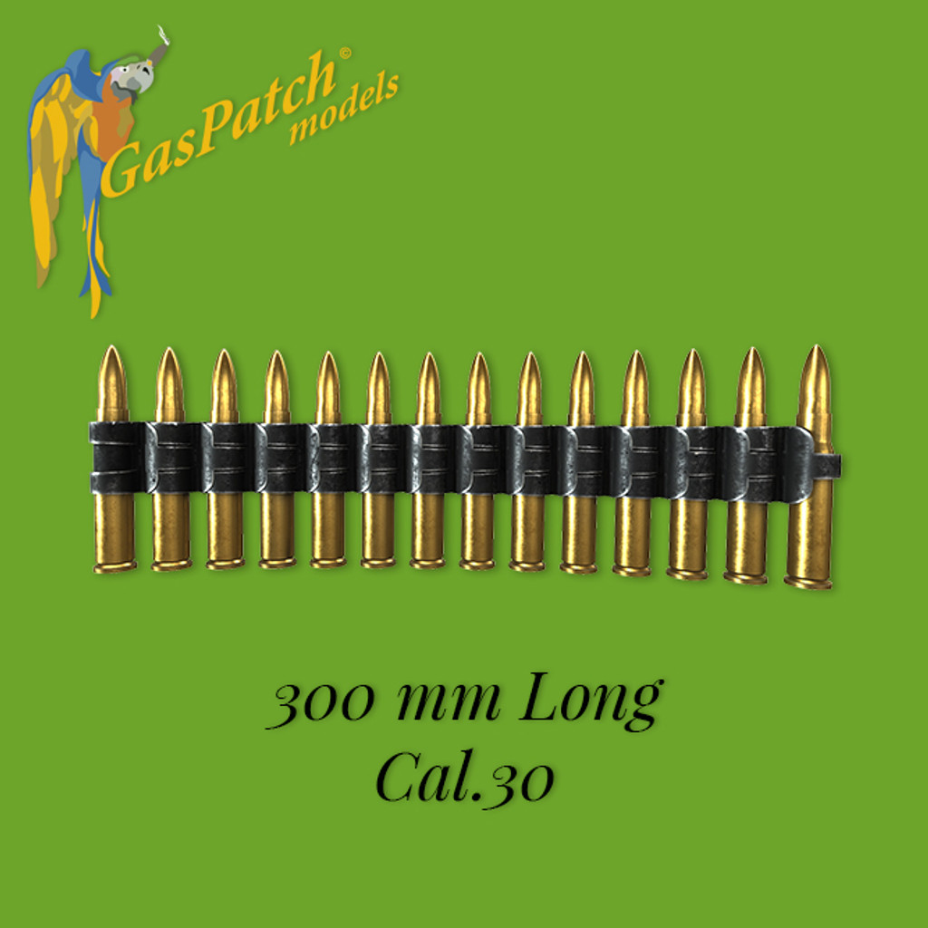 Ammo Belt Flexible Cal.30 1/35 (18-35149)
