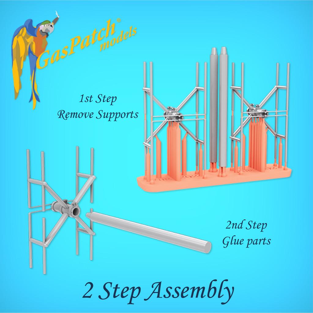 Fug 202 Radar Assembly 1/32