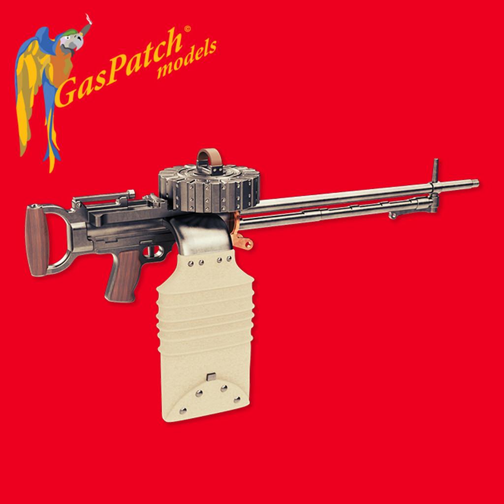 Lewis Gun RNAS Pattern 1/72