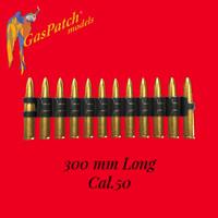Ammo Belt Flexible Cal.50 1/32 (18-32147)