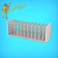 Resin Turnbuckles Type B 1/48 (19-48162)