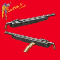 """Colt M1895 """"Potato Digger""""  1/72"""