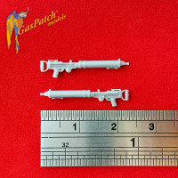 Lewis MKI Early Aviation Stripped Front 1/48