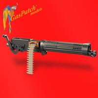 "Vickers 11mm ""Balloon Gun"" 1/32"