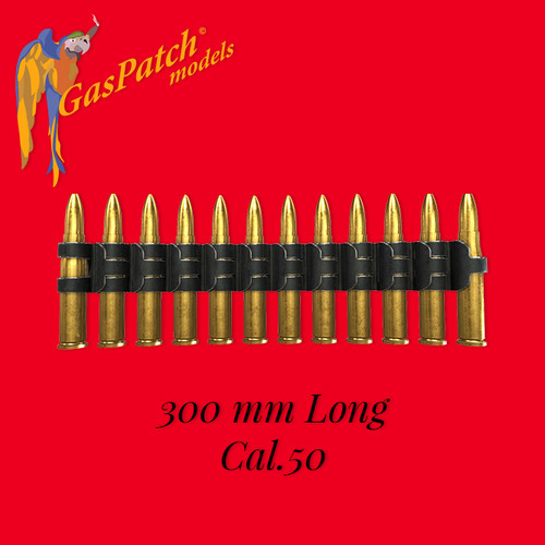 Ammo Belt Flexible Cal.50 1/32 (18-32147)