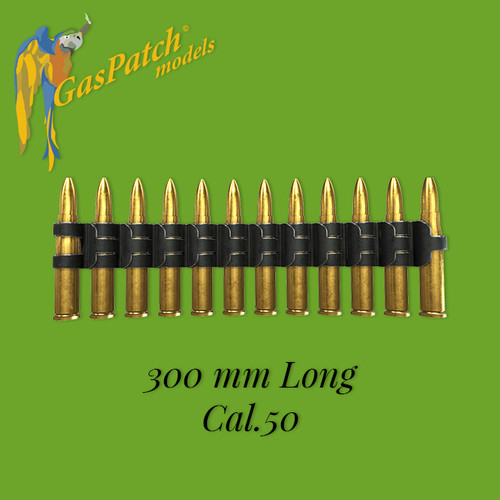 Ammo Belt Flexible Cal.50 1/35 (18-35150)