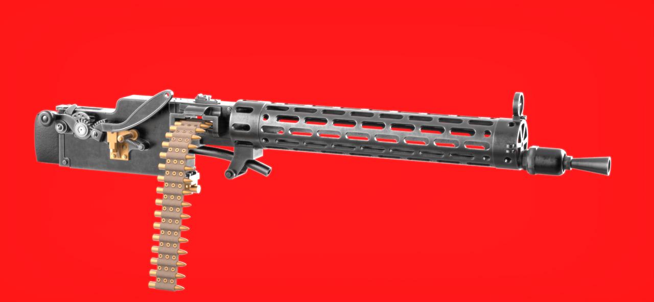 1:48 Machine Gun