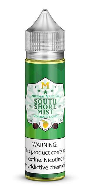 An exquisite fusion of mouthwatering mangoes, fresh fuji apples and sweet strawberries. menthol
