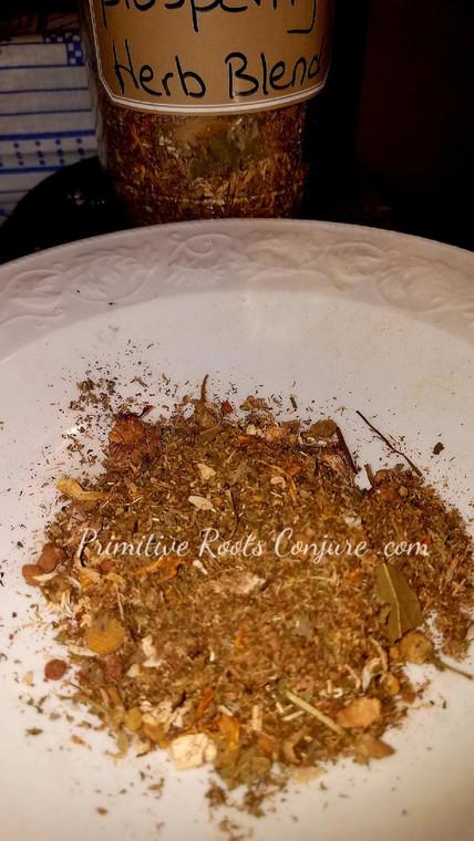 Prosperity Herb Blend