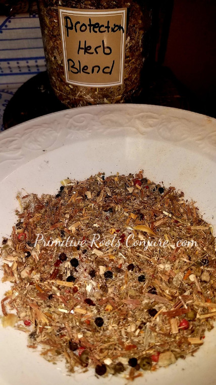 Protection herb blend