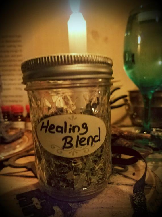 May I Mend Herb Blend 1oz
