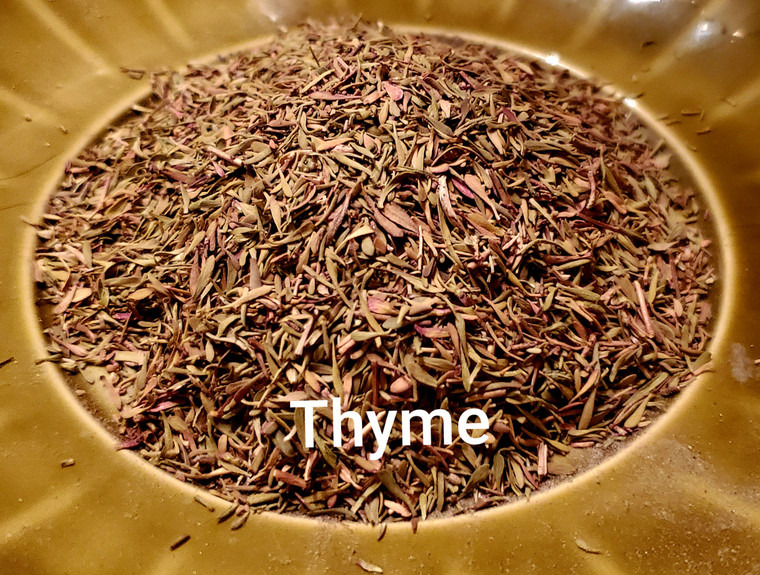 Organic Thyme 1oz