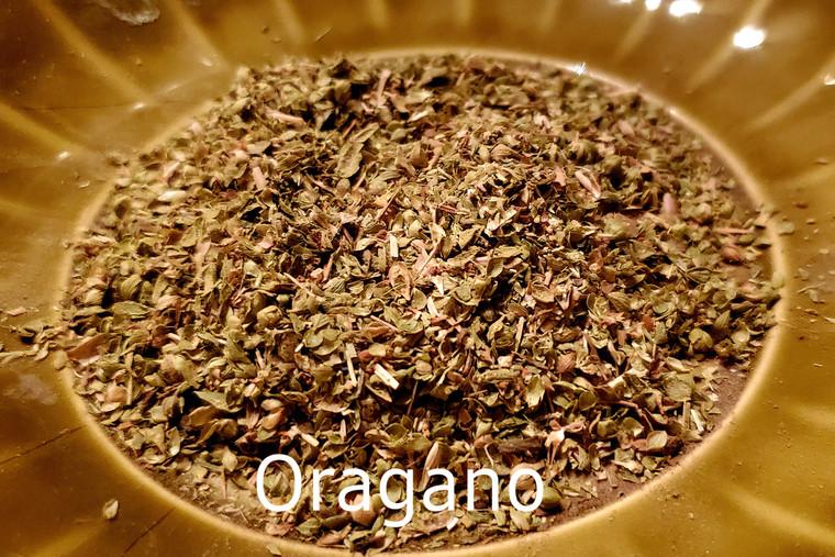 Organic Oregano 1oz