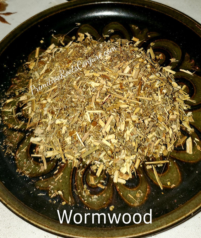 Organic Wormwood 1oz