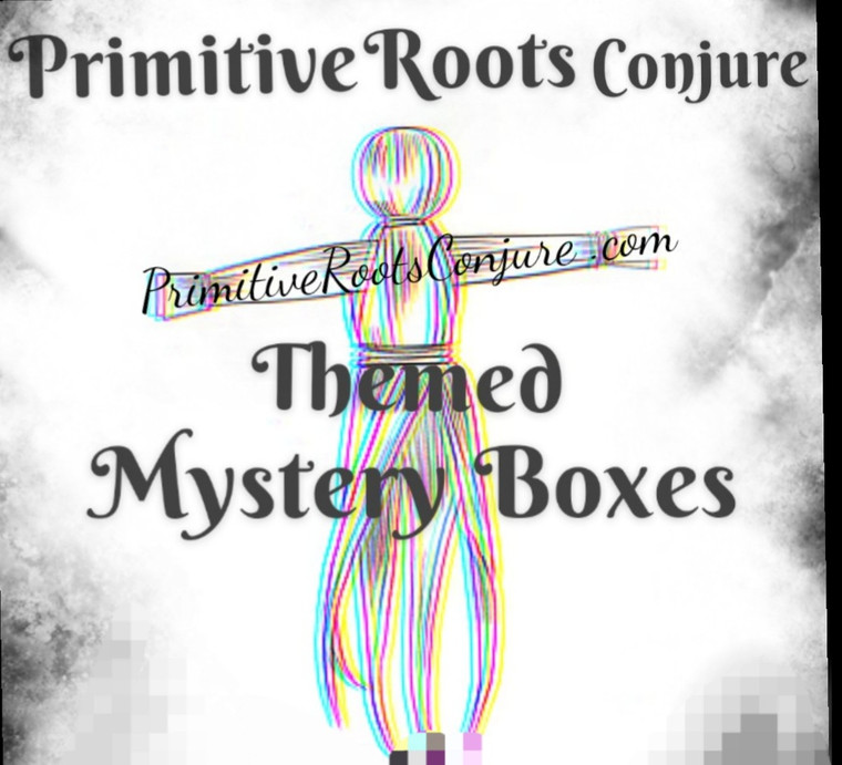 Primitive Roots Themed Mystery Box Small