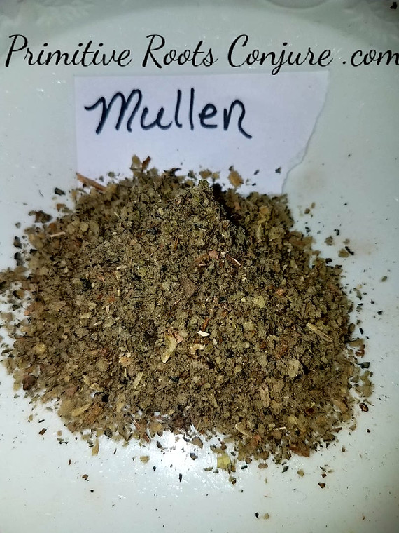 Organic Mullein 1oz