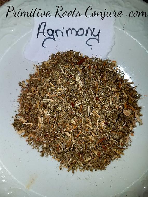 Organic Agrimony 1oz