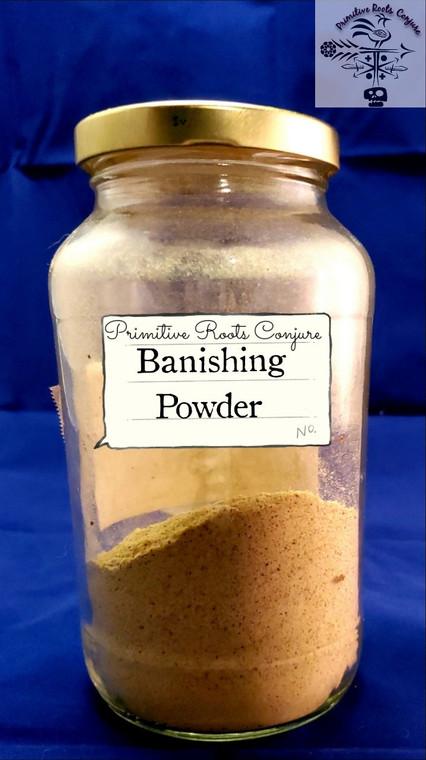 Banishing Powder 1oz